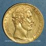 Coins Charles X (1824-1830). 20 francs 1830 A. (PTL 900‰. 6,45 g)