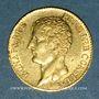 Coins Consulat (1799-1804). 20 francs an 12A. 900 /1000. 6,45 gr