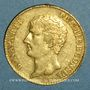 Coins Consulat (1799-1804). 20 francs an 12A. (PTL 900‰. 6,45 g)