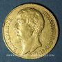 Coins Consulat (1799-1804). 40 francs an 12A. 900 /1000. 12,90 g