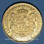 Coins Italie. Duché de Parme. Marie-Louise (1815-1847). 20 lires 1815. Milan. 900 /1000. 6,45 g