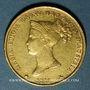 Coins Italie. Duché de Parme. Marie Louise (1815-1847). 40 lires 1815. Milan (PTL 900‰. 12,90 g)