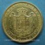 Coins Italie. Duché de Parme. Marie Louise (1815-1847). 40 lires 1815 (PTL 900‰. 12,90 g)