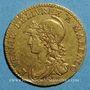 Coins Italie. Gaule Subalpine (1800-1802). 20 francs an 10. Turin