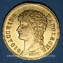Coins Italie. Royaume de Naples et des Deux Siciles. Joachim Murat (1808-1815). 40 lires 1813. Naples