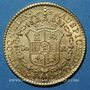 Coins Royaume d'Espagne. Joseph Napoléon (1808-1813). 80 reales 1809. Madrid