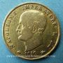 Coins Royaume d'Italie. Napoléon I (1805-1814). 40 lires 1810M, Milan