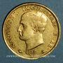 Coins Royaume d'Italie. Napoléon I (1805-1814). 40 lires 1812M. Milan. (PTL 900‰. 12,90 g)