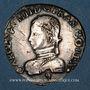 Coins Charles IX (1560-1574). Teston, 1er type. 1563. Rennes