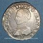 Coins Charles IX (1560-1574). Teston 1er type. 1563M. Toulouse