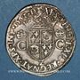 Coins Charles IX (1560-1574). Teston du Dauphiné. 1567 Z. Grenoble