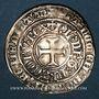 Coins Charles VI (1380-1422). Gros aux lis sous une couronne. Tournai (point 16e)