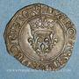 Coins Charles VI (1380-1422). Gros dit florette, 3e émission (7 mars 1419)