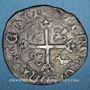 Coins Charles VIII (1483-1498). Karolus du Dauphiné. Grenoble (rose initiale)