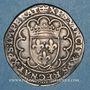 Coins François I (1515-1547). Teston, 3e type, Paris, point 18e