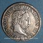Coins Henri II (1547-1559). Teston frappé au moulin de Paris, 2e type, n. d. (1552)A