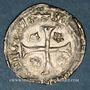 Coins Henri III (1574-1589). Douzain, 1er type, 1576 (atelier non lisible)