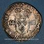 Coins Henri IV (1589-1610). 1/4 d'écu, 2e type, 1603&. Aix