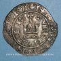 Coins Jean II le Bon (1350-1364). Blanc au châtel tréflé, 1ère émission