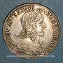 Coins Louis XIII (1610-1643). 30 sols, 2e poinçon de Warin. Point