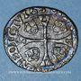 Coins Louis XIII (1610-1643). Douzain illégal émis par les Huguenots 162(...) (2 rétrograde)