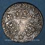 Coins Louis XIV (1643-1715). 1/4 écu aux 3 couronnes 1710 &. Aix
