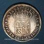 Coins Louis XIV (1643-1715). 1/8 d'écu de Flandre 1688L couronné