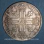 Coins Louis XIV (1643-1715). Ecu aux 8L 1er type 1690 A. Réformation