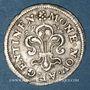 Coins Louis XIV (1643-1715). Monnayage particulier de Strasbourg. II sols de Strasbourg 1683