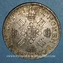 Coins Louis XV (1715-1774). 1/2 écu aux 8 L 1725 T. Nantes