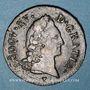 Coins Louis XV (1715-1774). 1/2 sol d'Aix 1770&