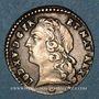 Coins Louis XV (1715-1774). 1/20 écu au bandeau 1769AA. Metz