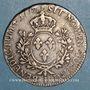 Coins Louis XV (1715-1774). Ecu à la vieille tête 1772I. Limoges