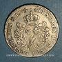 Coins Louis XV (1715-1774). Ecu au bandeau 1765 A. 1er semestre