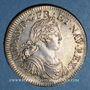 Coins Louis XV (1715-1774). Ecu aux 8 L 1724A