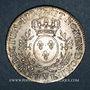 Coins Louis XV (1715-1774). Ecu aux lauriers 1726V. Troyes