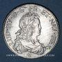 Coins Louis XV (1715-1774). Ecu de France 1723A. Flan neuf !