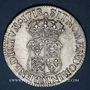 Coins Louis XV (1715-1774). Ecu de France-Navarre 1718A