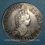 Coins Louis XV (1715-1774). Ecu vertugadin 1716 A. Réformation