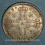 Coins Louis XV (1715-1774). Petit louis d'argent 1720 A