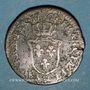Coins Louis XV (1715-1774). Sol d'Aix 1769& Aix