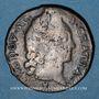 Coins Louis XV (1715-1774). Sol d'Aix 1772&. Aix