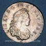 Coins Louis XV (1715-1774). XX sols de Navarre 1720 &. Aix