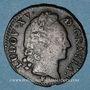 Coins Louis XV (1715-74). Sol d'Aix 1767/6&. Aix. Inédit !