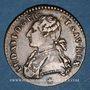 Coins Louis XVI (1774-1793). 12 sols aux lauriers 1788 MA. Marseille