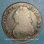 Coins Louis XVI (1774-1793). Ecu aux lauriers de Béarn 1779. Pau