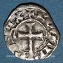 Coins Philippe IV le Bel (1285-1314). Obole bourgeoise