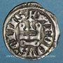 Coins Philippe IV le Bel (1285-1314). Obole tournois à l'O long