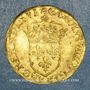 Coins Charles IX (1560-1574). Ecu d'or au soleil. 1566 Paris (point 18e)
