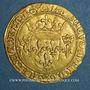 Coins Charles VII (1422-1461). Ecu d'or. 3e émission. Paris, point 18e